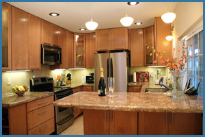 NH Home Remodeling - Home Kitchen Remodeling Projects